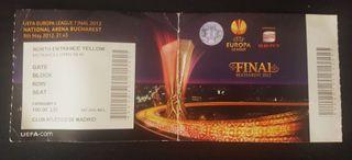 Entrada Final Europa League 2012
