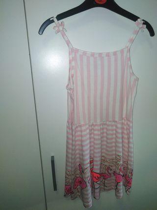 vestido de C&A