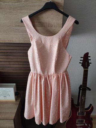 Vestido colección Silvia Navarro