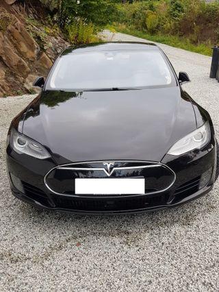 Tesla Modelo S 70D / techo / Air 4x4 2015,