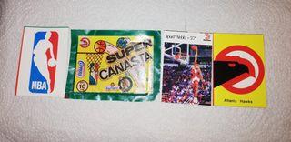 Cromos NBA, Spub Webb, años 80, Super Canasta.