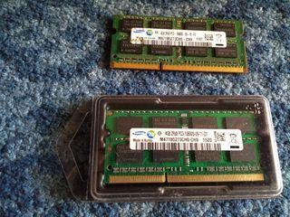 KIT 8GB (2x4GB) DDR3 10600S SAMSUNG 1.5V