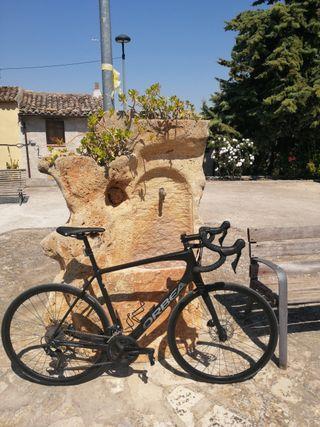 Bicicleta de carretera talla 57