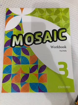 Mosaic workbook 3 oxford