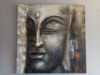 Lienzo- Cuadro Buda