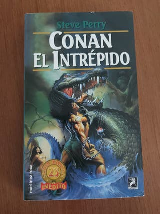 Conan el Intrépido