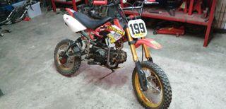 se vende pit bike 110cc