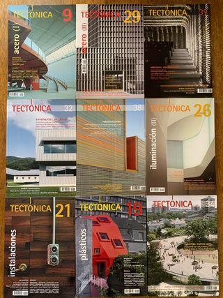 TECTÓNICA Revistas Arquitectura
