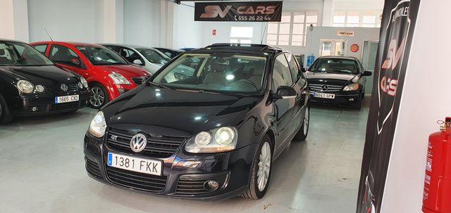 Volkswagen Golf GT 1.4 TSi 170 Cv. Año 2007. Con 1 Año de Garantía. Único dueño. Vehículo Nacional.