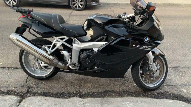 BMW K 1200 S. Año 2007. 63.000kms