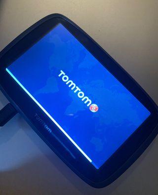 TomTom GO 5000