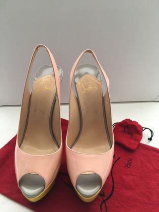 Zapatos de tacón Christian Louboutin
