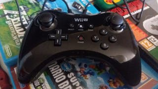 Mando PRO Wii U Original Nintendo Como nuevo