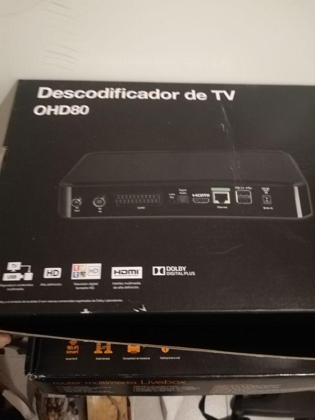discoficador de tv