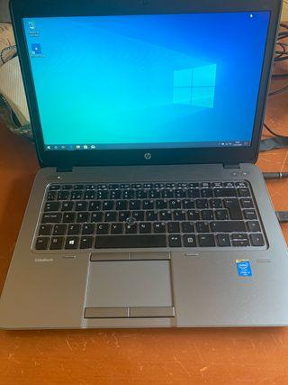 Ordenador portátil HP Elitebook 840 G2 i5