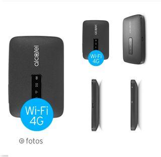 Router wifii 4G portatil