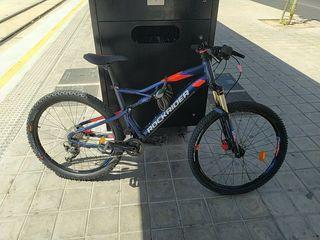 bicicleta rockrider ST 540