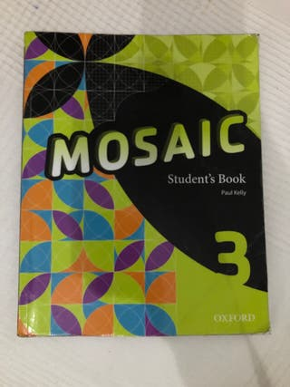 Mosaic student's book 3 oxford