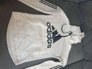 sudadera Adidas nueva sin etiquetas