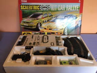 Scalextric Kit Car Rallye completo