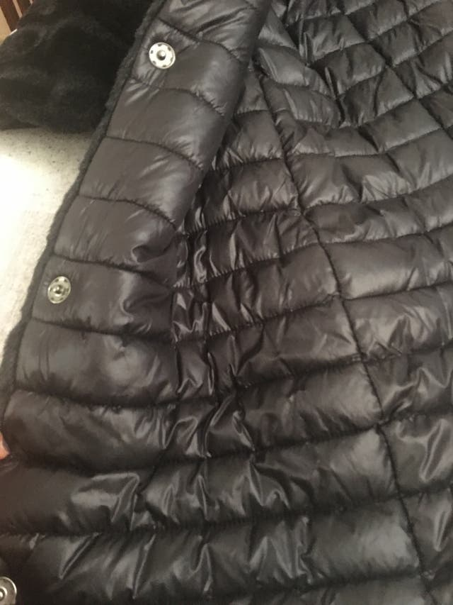 Abrigo buena marca