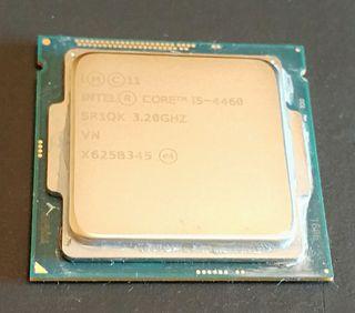 Procesador i5 4460 - 3,20GHz