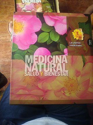 Libro las plantas naturales