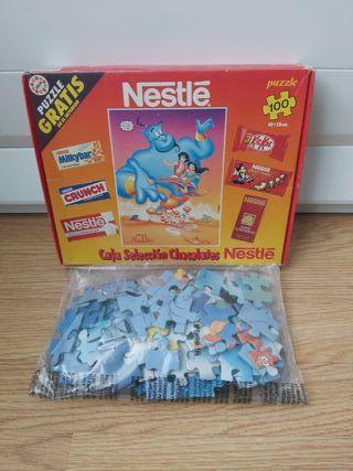 Lote 4 Puzzles Infantiles