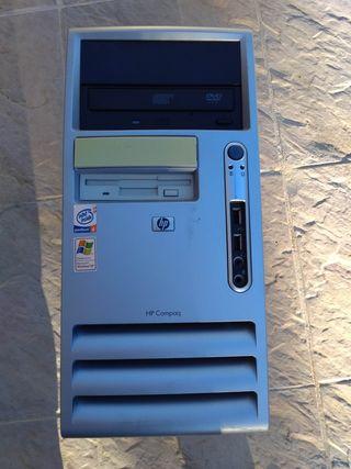 Ordenador HP Compaq 5100 Windows 7.