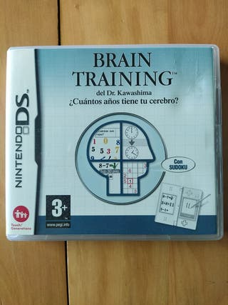 Juegos DS,2DS,3DS ( Brain Training )