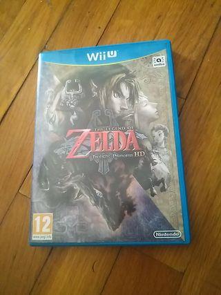 juego Zelda wii u