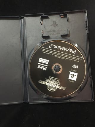ARMORED CORE PS2