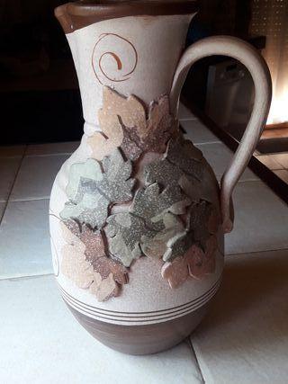 jarrón para decoracion