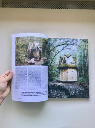 Revista Another Escape