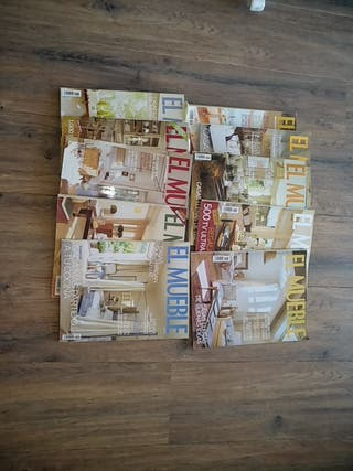 10 revistas 10€