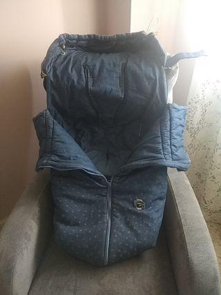 saco de sillita bebé