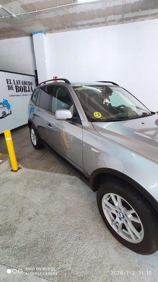 BMW X3 2008