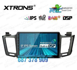 "RADIO GPS TÁCTIL 10.1"" Toyota"