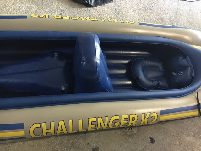Intex Kayak Challenger K2