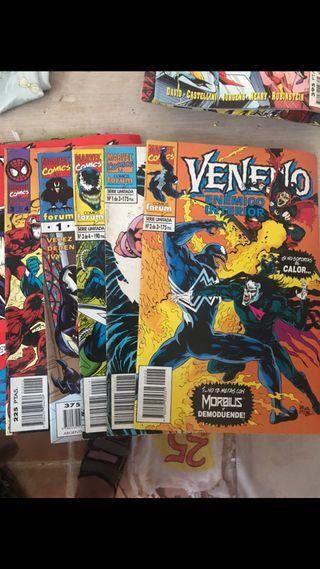 Marvel veneno 15 comics