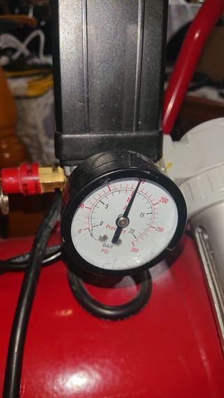 Compresor aire 3CV 50L