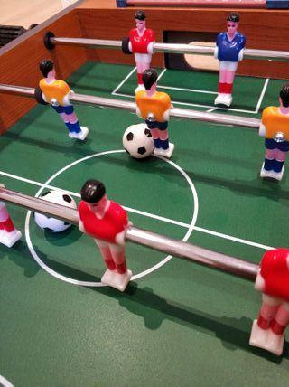 Futbolín juguete 50x30 infantil