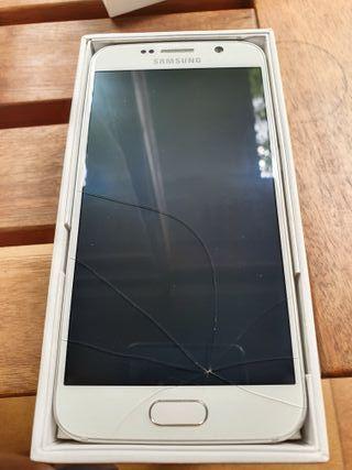 Samsung s6 Pantalla Rota