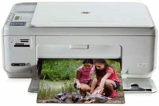 Impresora HP Photosmart C 4380 todo en uno
