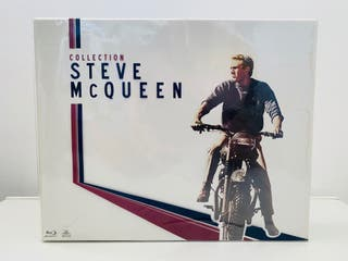 Steve McQueen Collector Box Blu-Ray