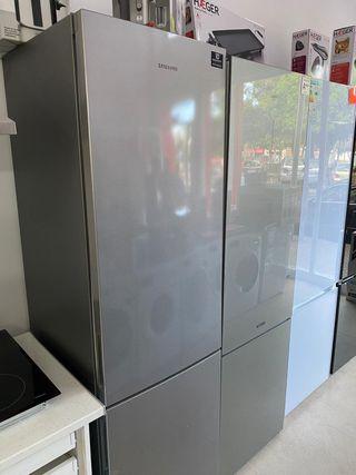 frigorifico combi Samsung