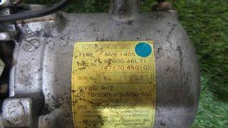 121687 Compresor aire acondicionado NISSAN PRIMERA