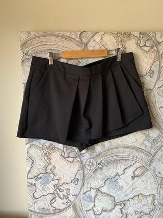Falda pantalón de zara L