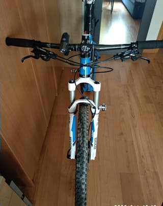 Bici de montaña (BTT)