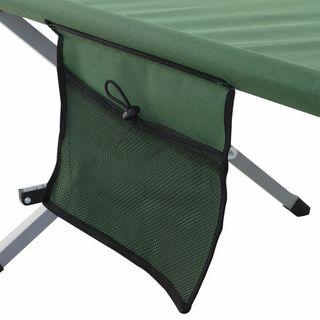 Cama Plegable para Camping Bolsa de Transporte 193